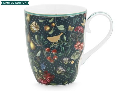 Pip Studio Winter Wonderland Mug Large Blue