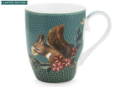 Pip Studio Winter Wonderland Mug Squirrel