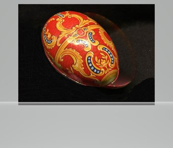 Example of Easter egg