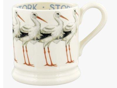 Emma Bridgewater Mug Birds Stork