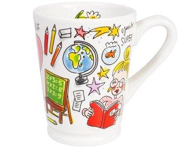 Blond Amsterdam Mug Miss Teacher