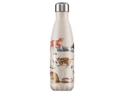 EB 500 ML Cats Bottle