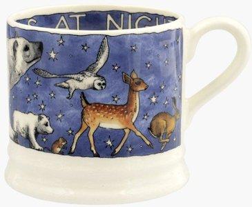 Emma Bridgewater Mug 0,175 liter Winter Animals at Night